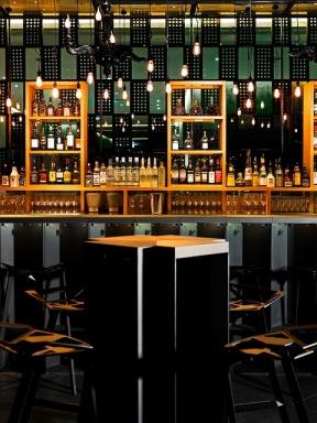 Enjoy at the bar!