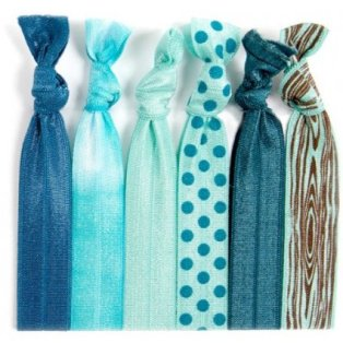 twistband-far-out-elasticated-hairband-and-hair-tie-pack-of-6-denim-turquoise-tie-dye-mint-blue-and-mint-green-dots-dark-green-mint-green-wood-design_4279868